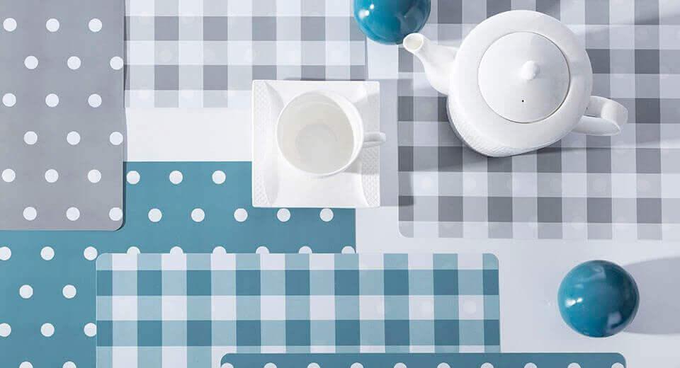 Jak czyścić podkładki na stół?