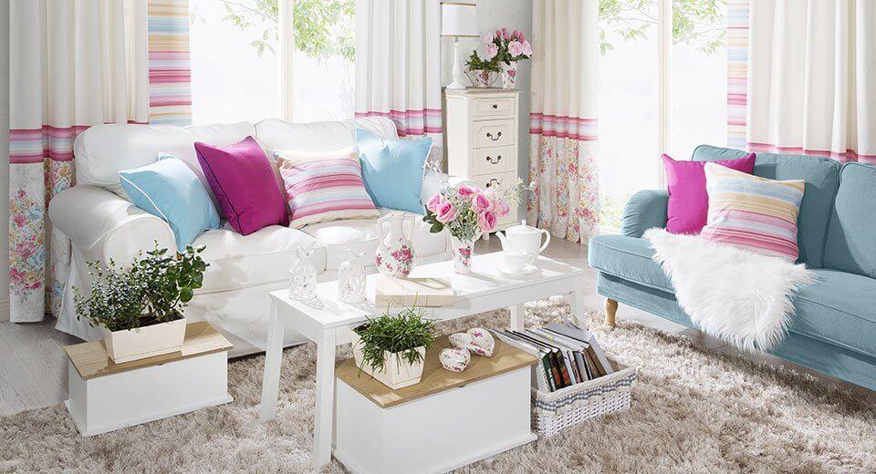 Salon w stylu angielskim – dla rozważnych i romantycznych