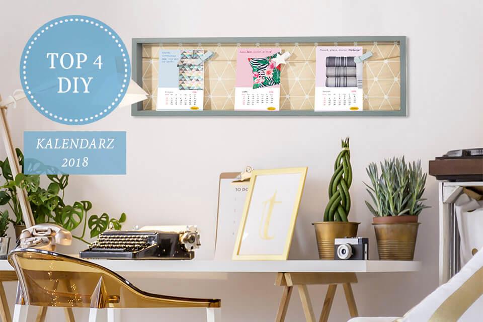 Kalendarz DIY – 4 łatwe projekty, które Cię zachwycą!