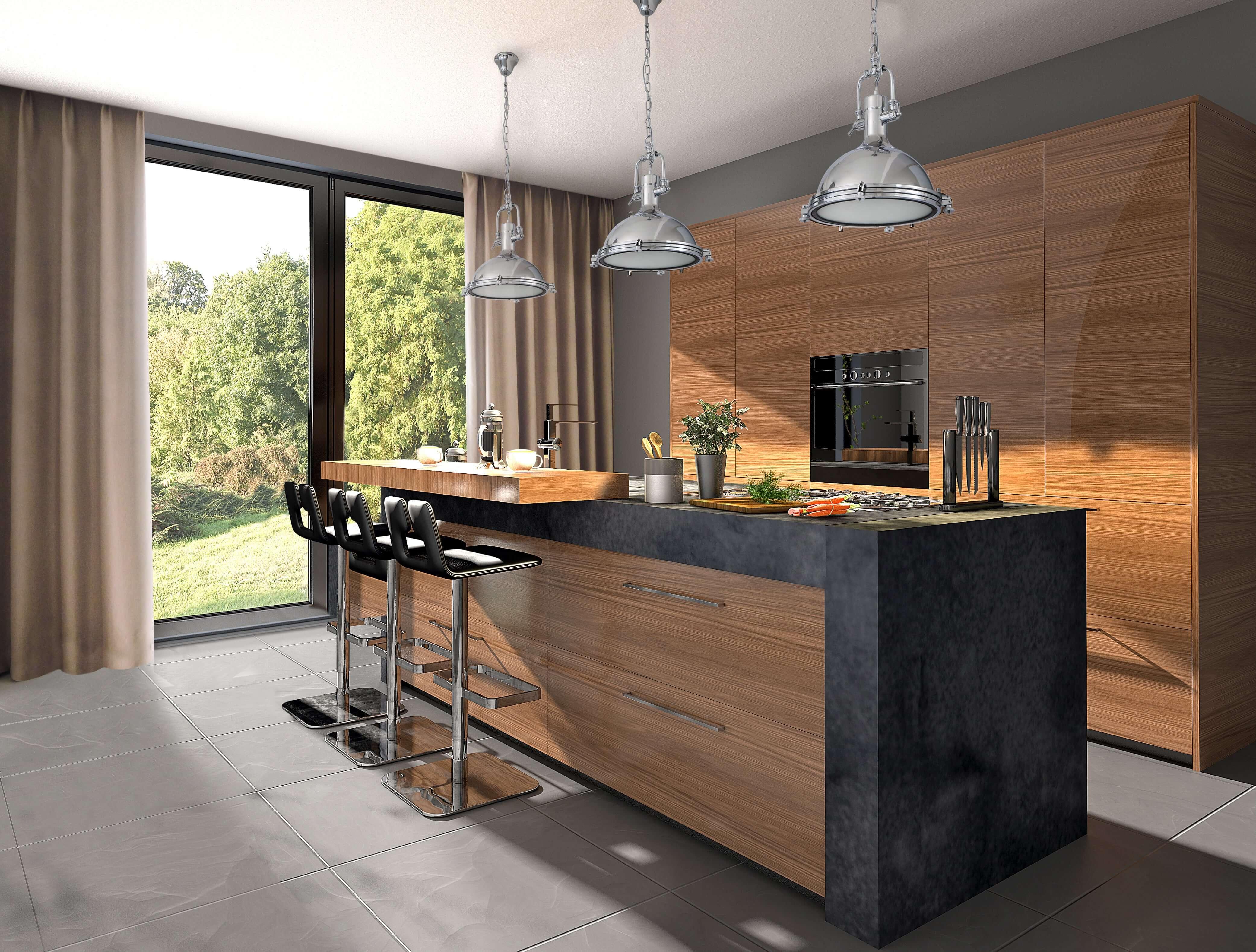 Firany do kuchni nowoczesnej – tak czy nie?