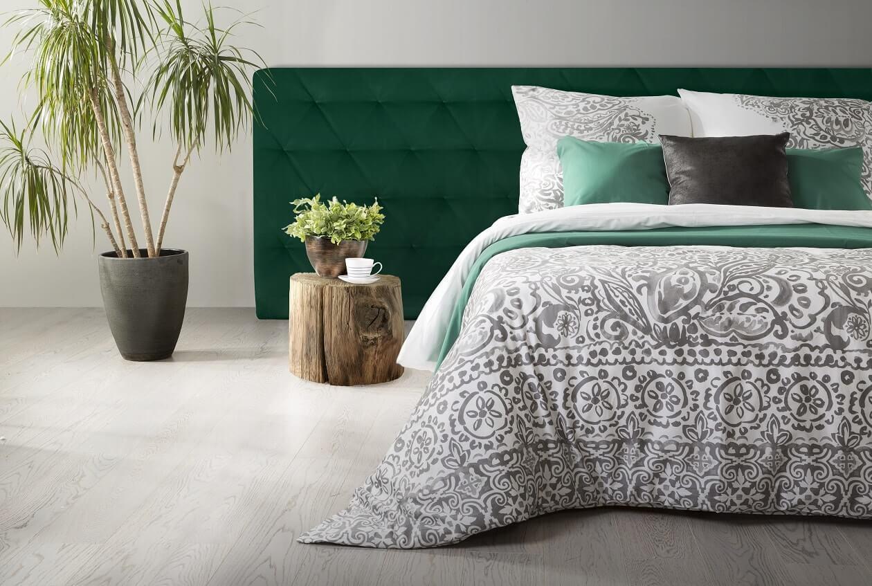 Minimalistyczna sypialnia, czyli wnętrze dla fanów prostoty