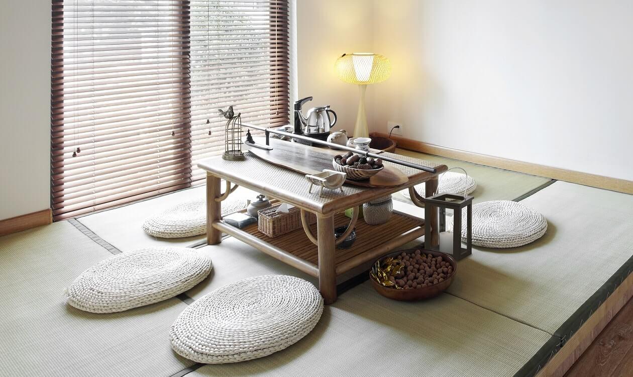 Jadalnia w stylu japońskim – powiew orientu w Twoim domu