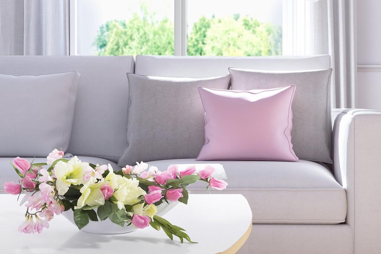 Kwiaty do salonu – na jakie powinnaś się zdecydować?