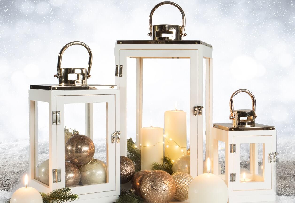 Lampiony w domu – X miejsc, w których możesz je postawić-min
