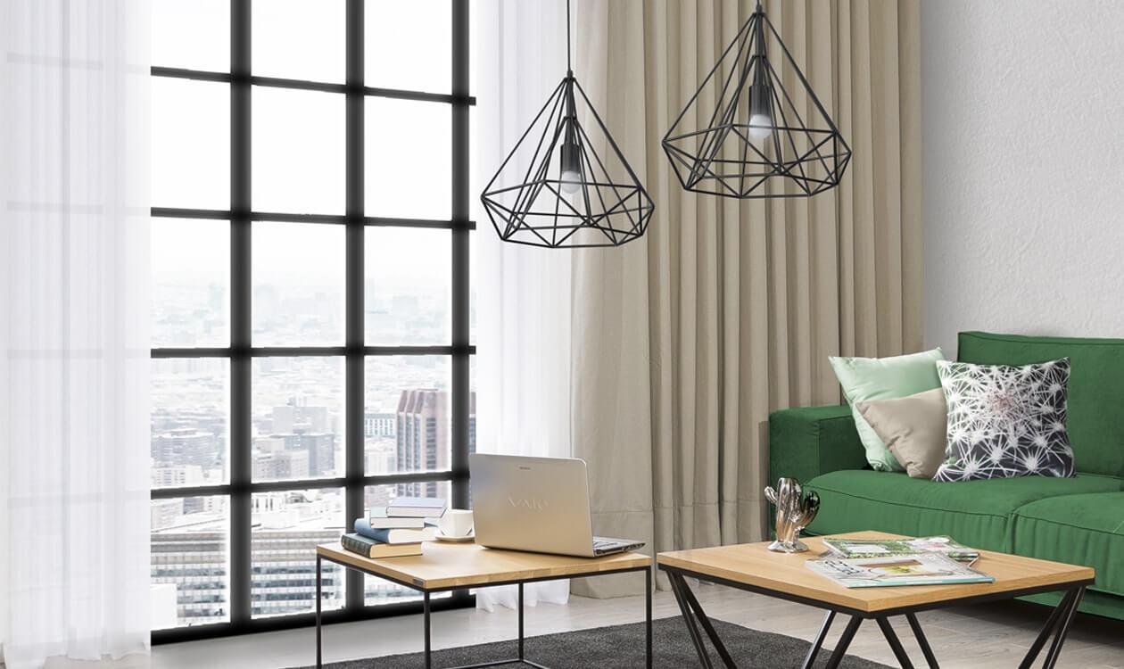 Nowoczesne Lampy Czyli Oświetlenie W Roli Głównej E Blog
