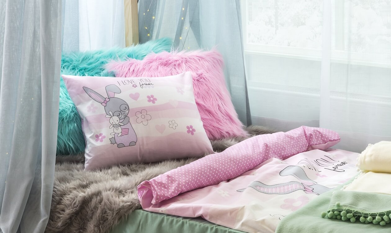 Pokój dla dziewczynki – jak dobrać dodatki dla małej księżniczki?