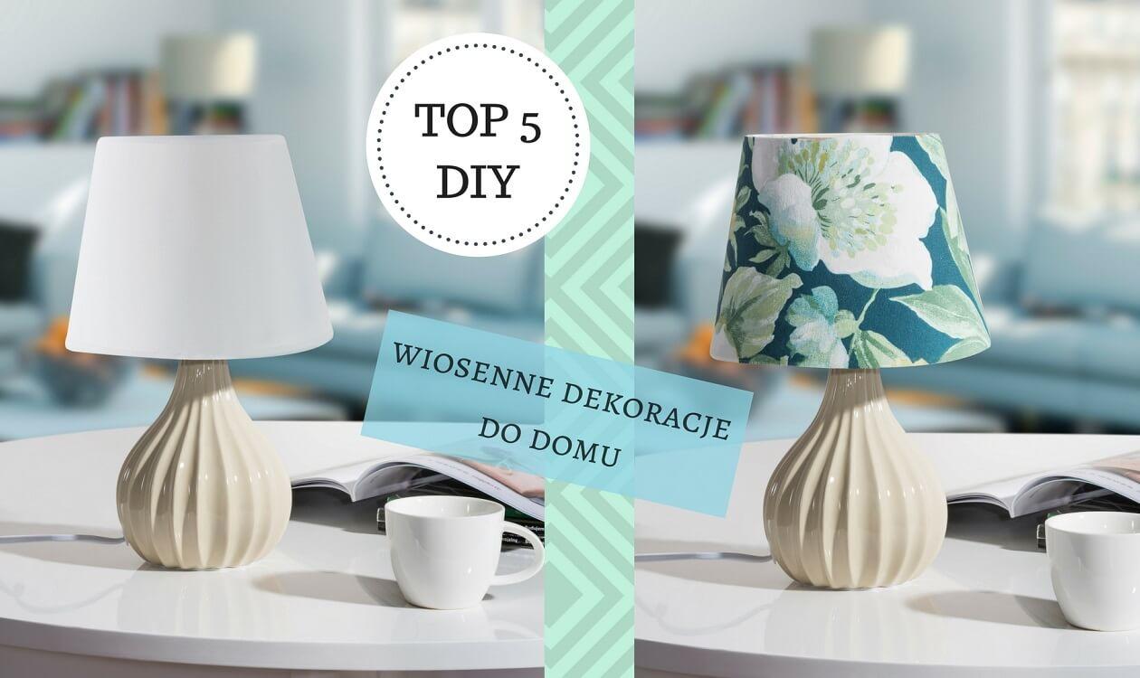 Zaproś wiosnę do swojego domu – 5 pomysłów na dodatki i dekoracje wiosenne