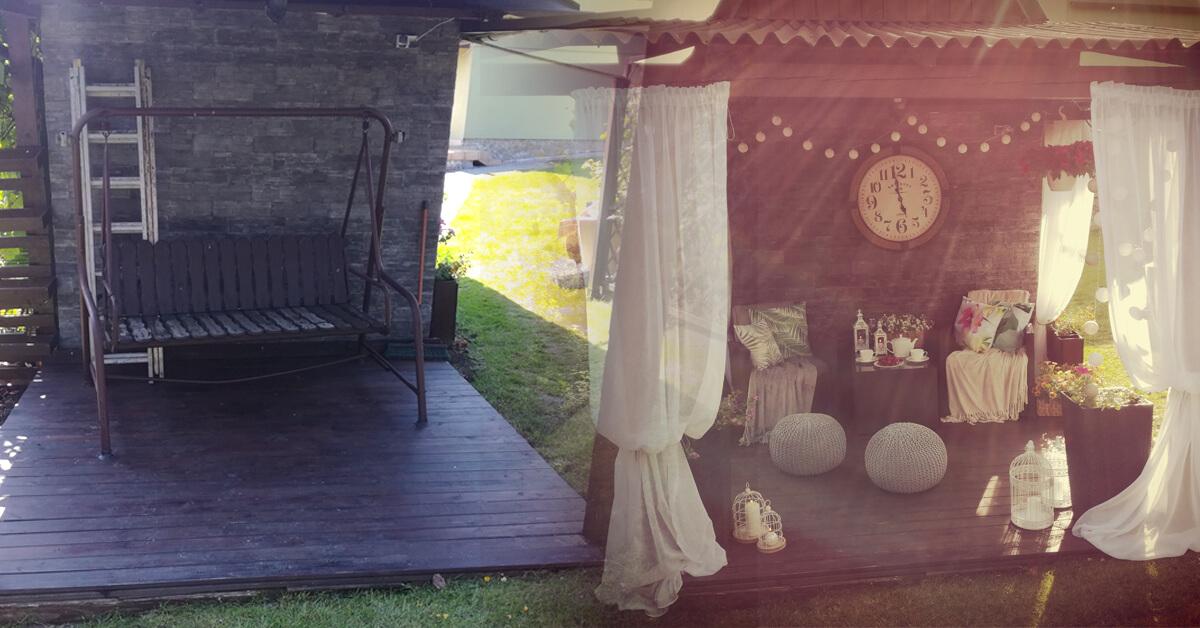 Aranżacja tarasu – jak urządzić taras, aby był naszą wizytówką?