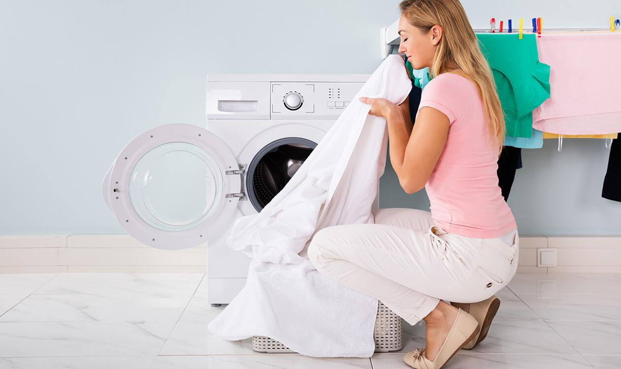 Jak i w ilu stopniach prać pościel?