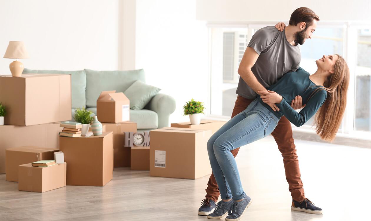 Metamorfoza kawalerki: od mieszkania kawalera do wspólnego mieszkania