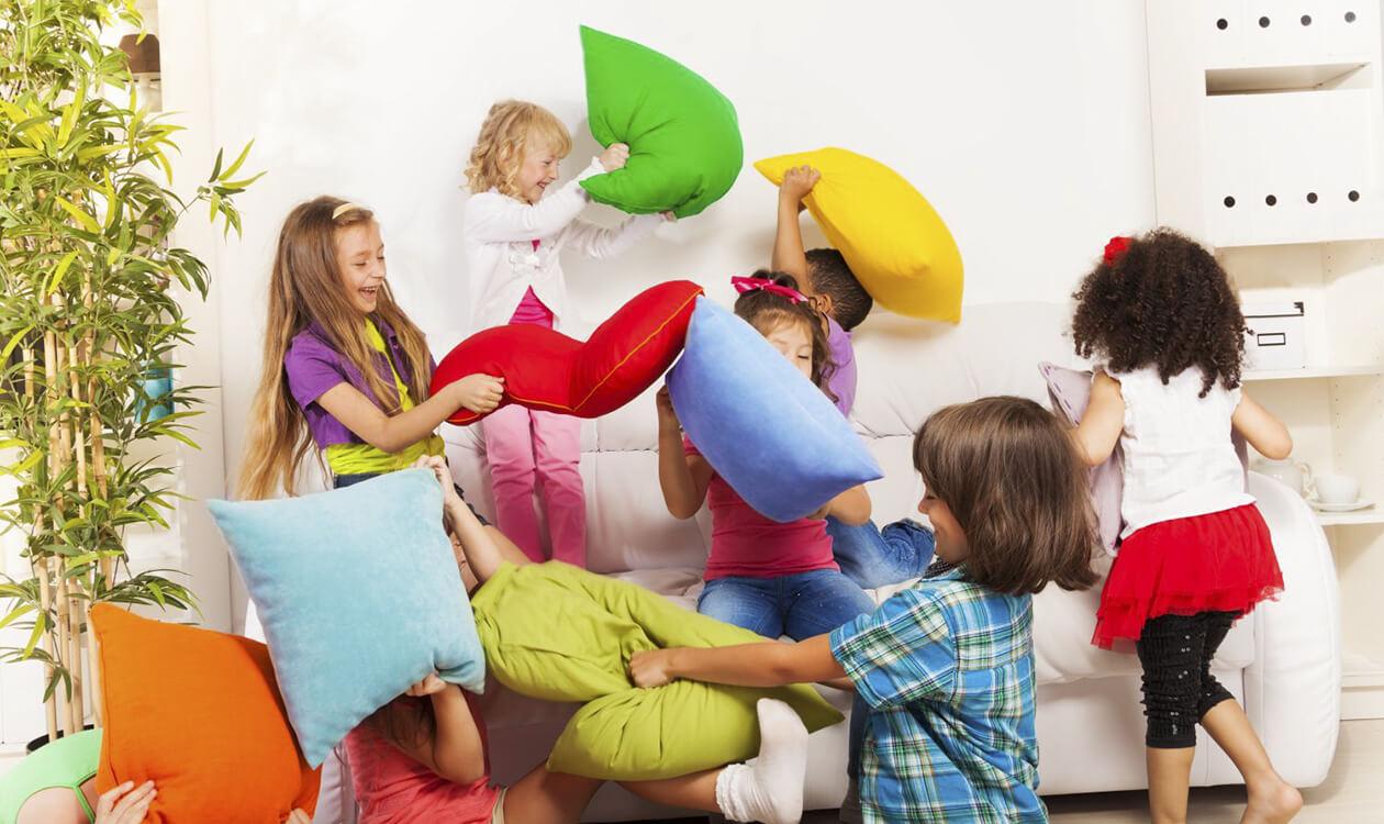 Poduszki dla dzieci – odpowiednia poduszka dla dziecka