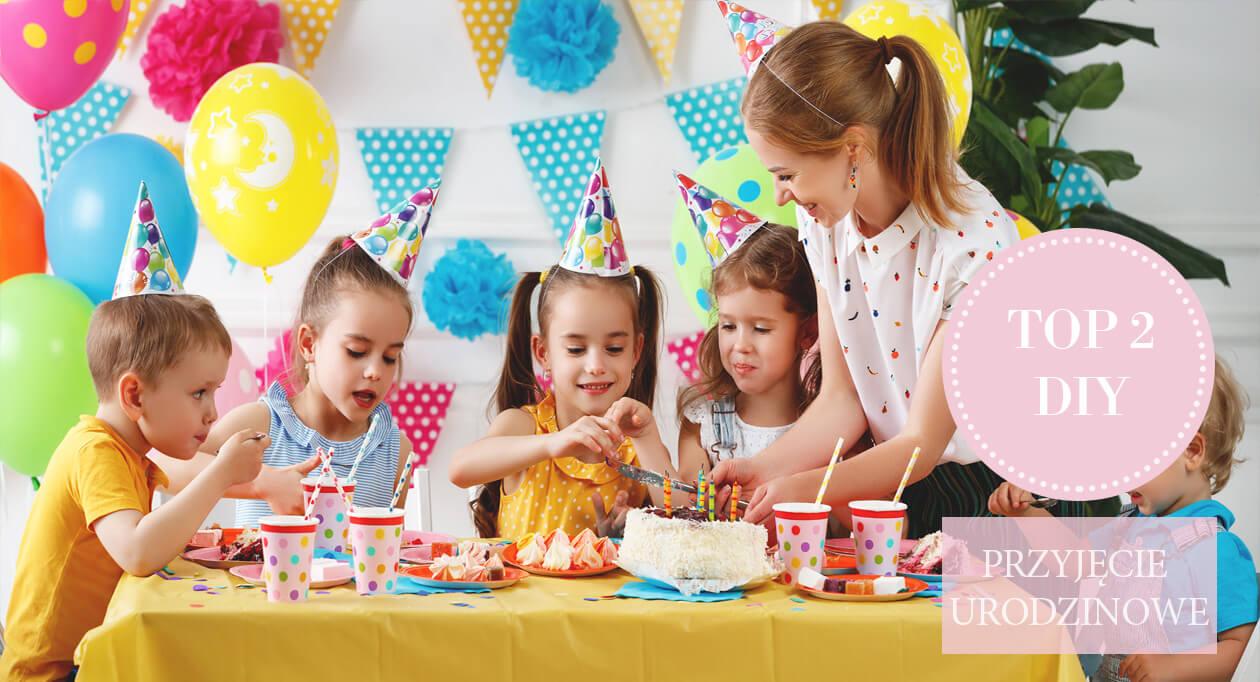 Dekorujemy stół na przyjęcie urodzinowe dziecka