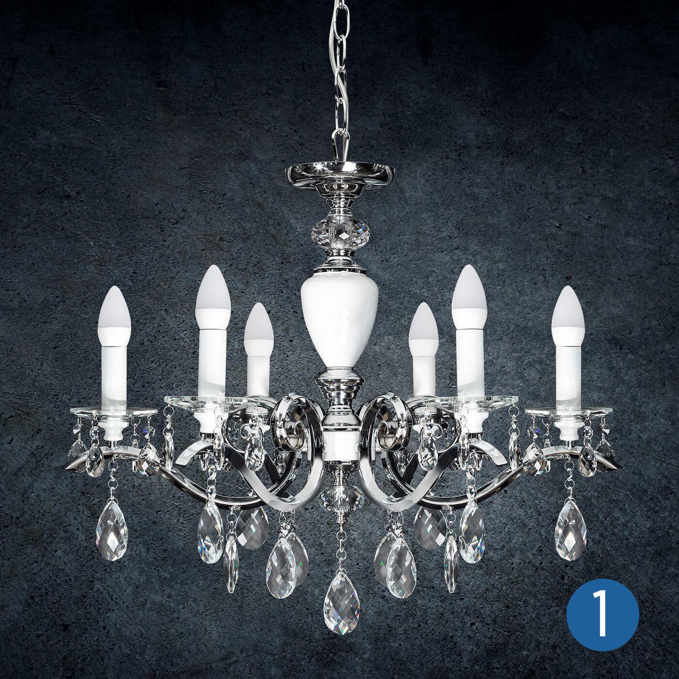96ebed2708b55a Kup aranżację: Gotowa aranżacja salonu w stylu glamour - E-blog by ...