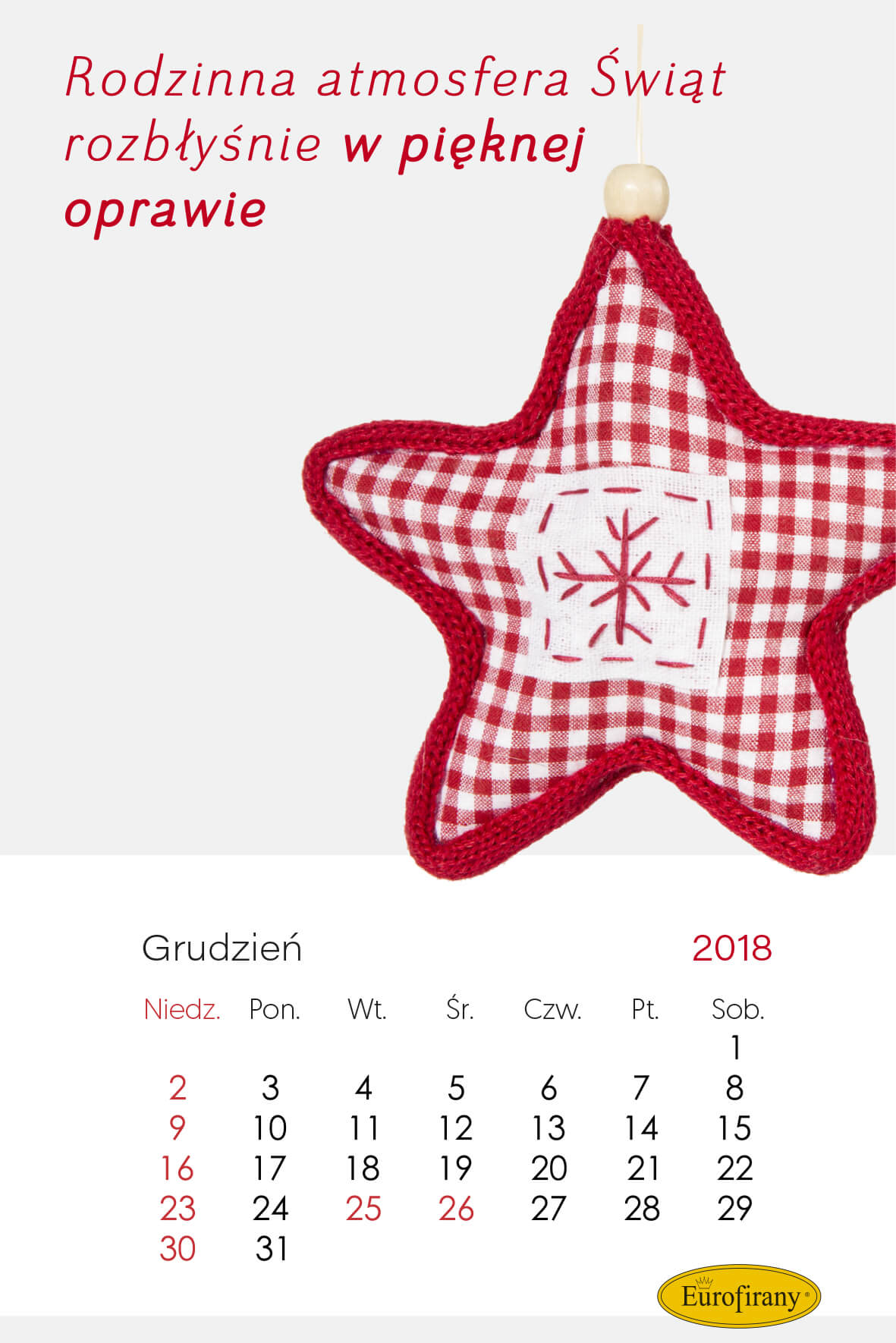 grudzień 2018 eurofirany