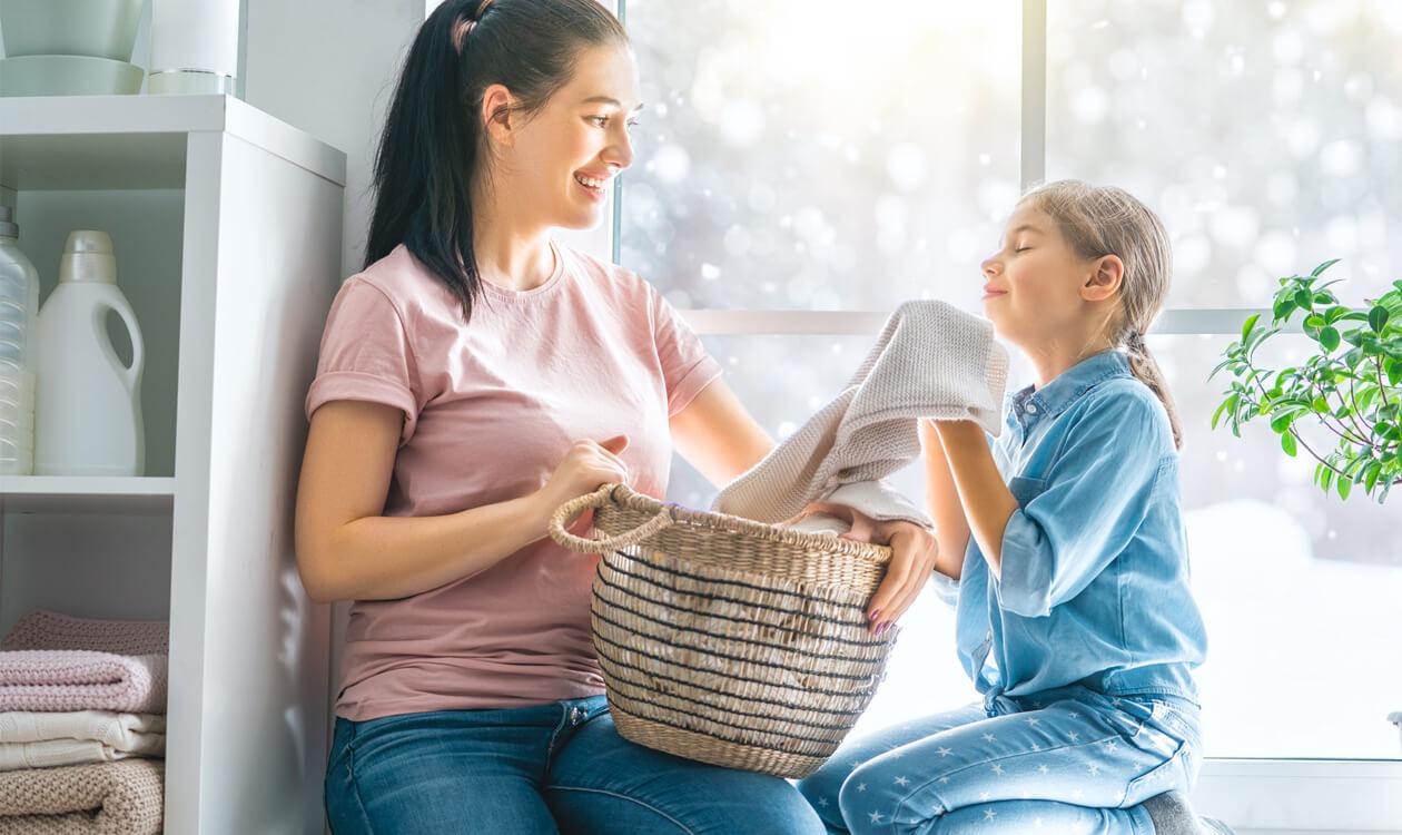 Koc – podpowiadamy jak prać i suszyć