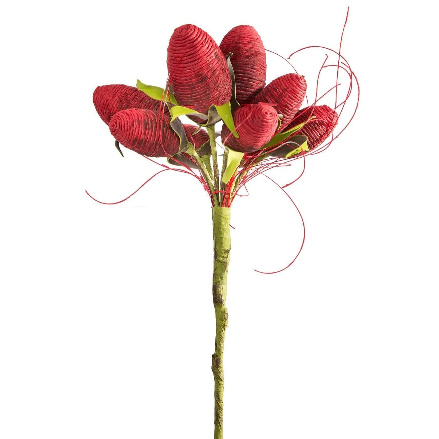 kwiaty w wazonie eurofirany