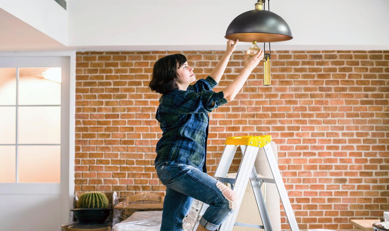 Podłączenie lampy sufitowej. Jak podłączyć lampę sufitową.