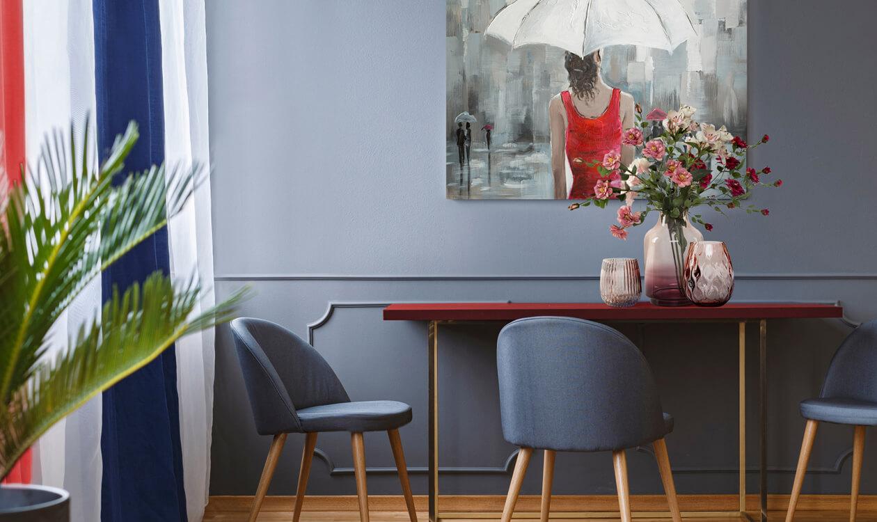 Jak wybrać modny i elegancki wazon szklany?