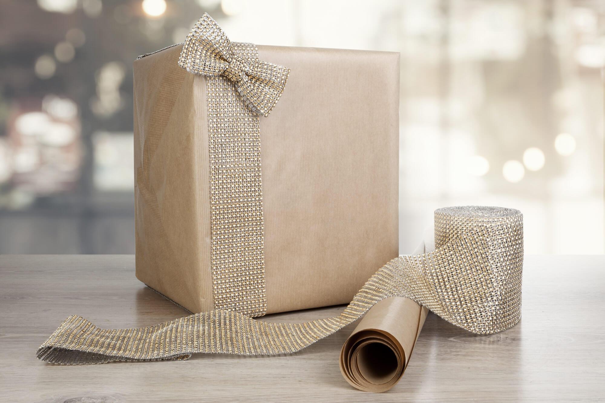 jak zapakować duży prezent eurofirany