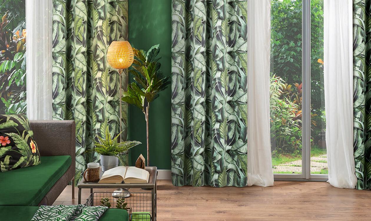 Aranżacje okien w nowoczesnym salonie – Eurofirany radzą