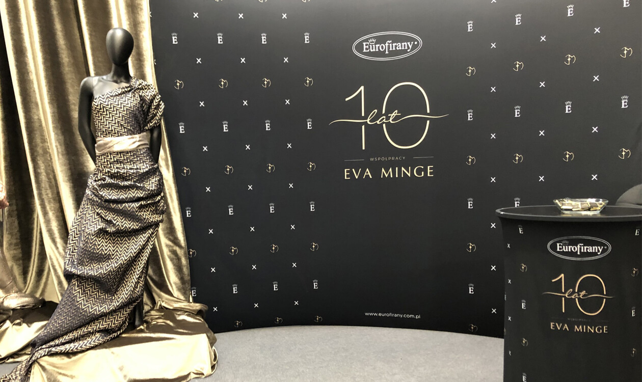 Eva Minge – 10 lat owocnej współpracy