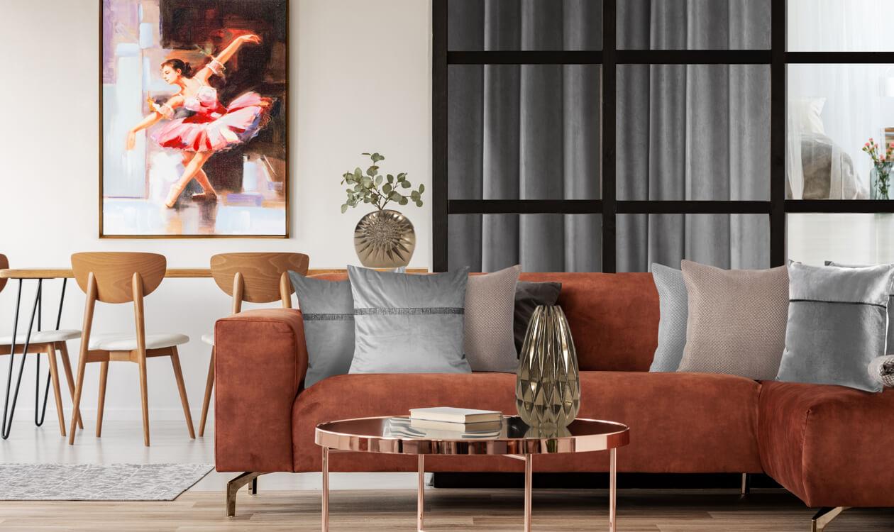 Pomysł na zasłony – dekorator Eurofirany radzi