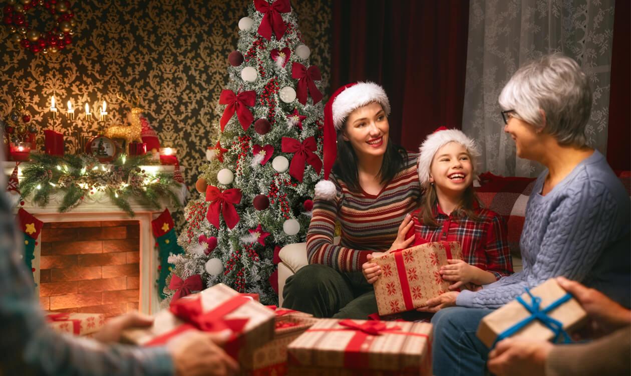 5 propozycji na prezent na Święta dla mamy lub żony