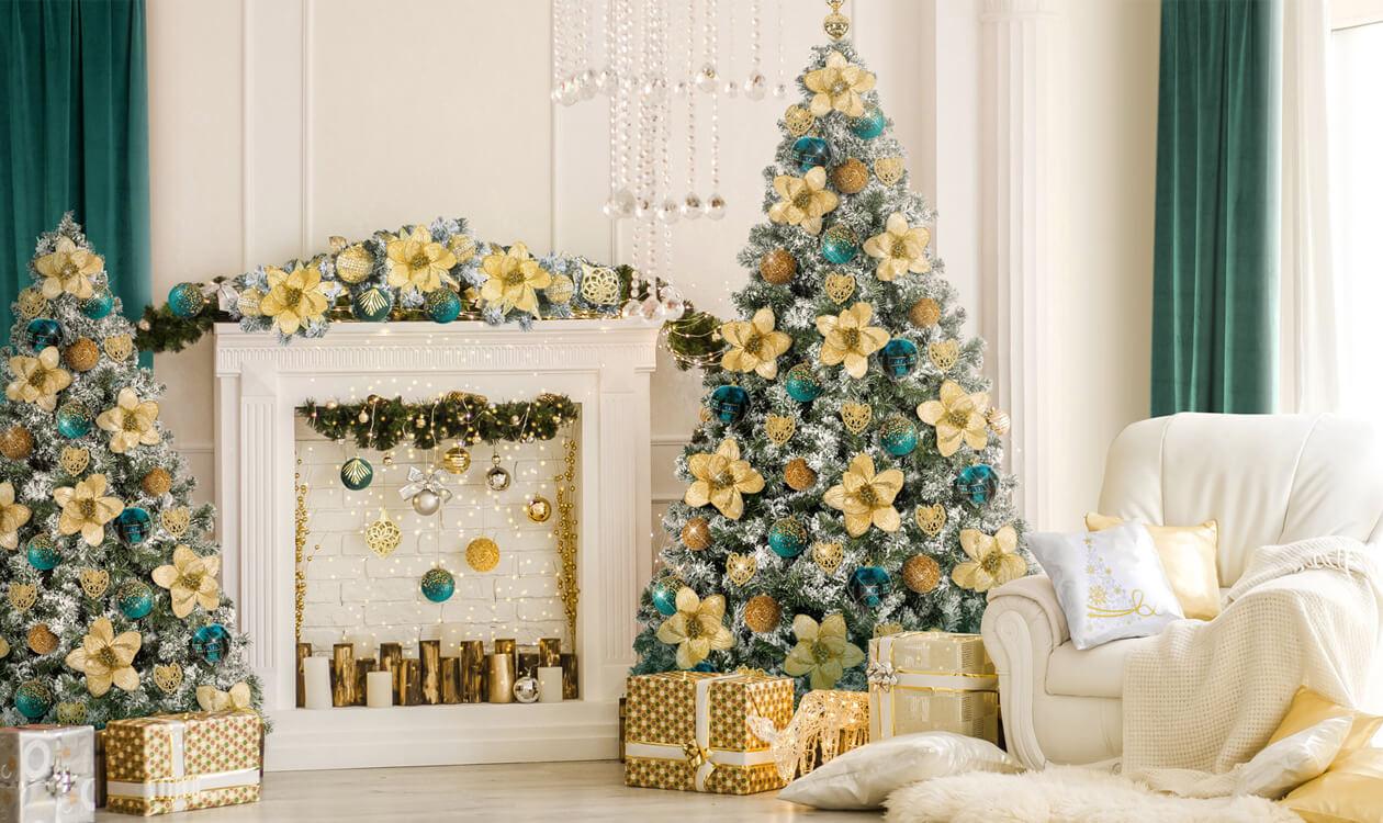 Dekoracje świąteczne do ulubionego stylu Bożonarodzeniowego. Trend miesiąca.