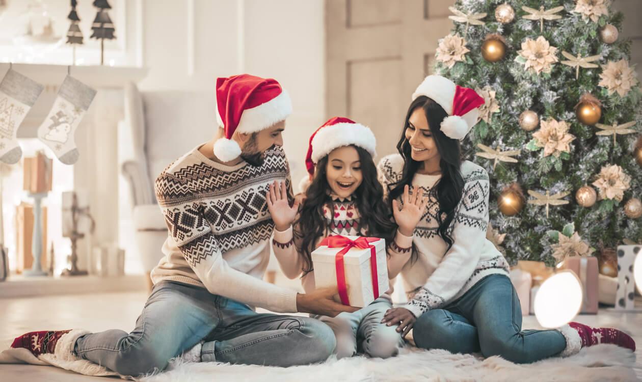 Co można dostać na święta? Praktyczne pomysły na prezent.