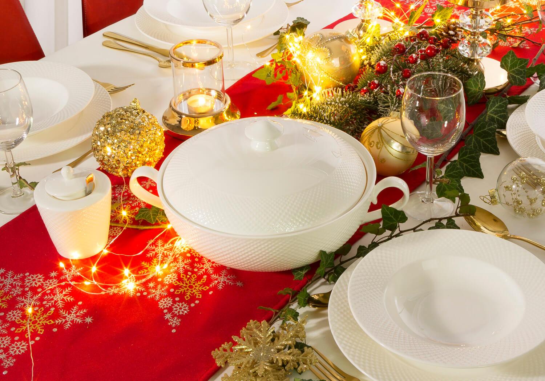 Jak nakryć stół na wigilię aby był ozdobą naszego domu?