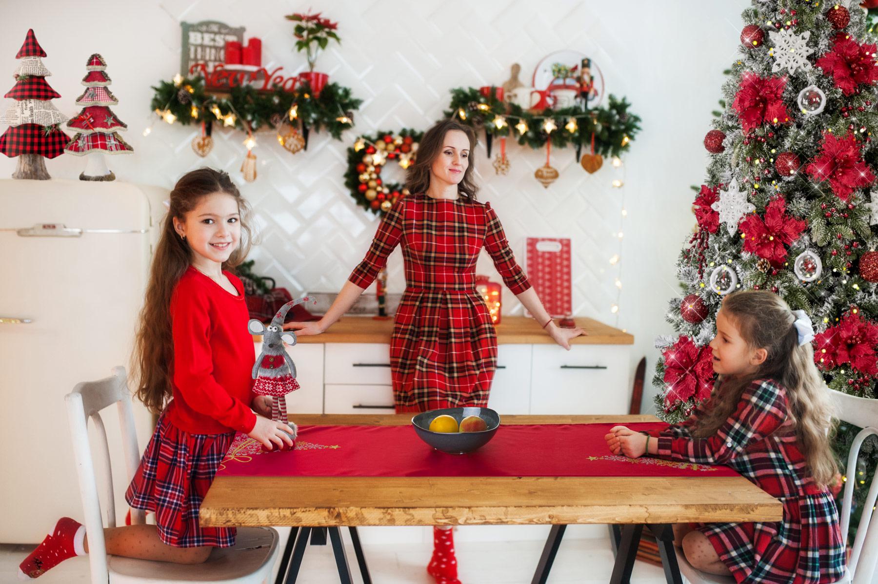 Jak ozdobić mieszkanie na Boże Narodzenie?