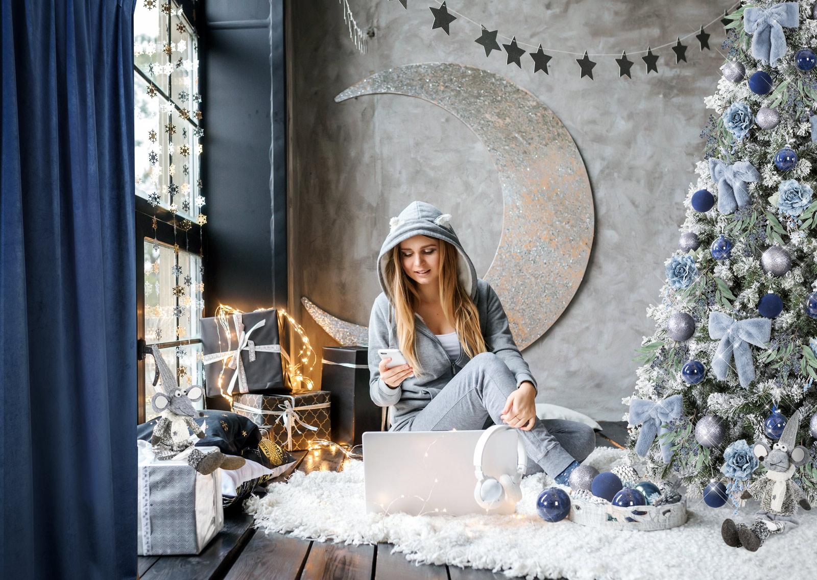 Świąteczna dekoracja okna – inspiracje świąteczne