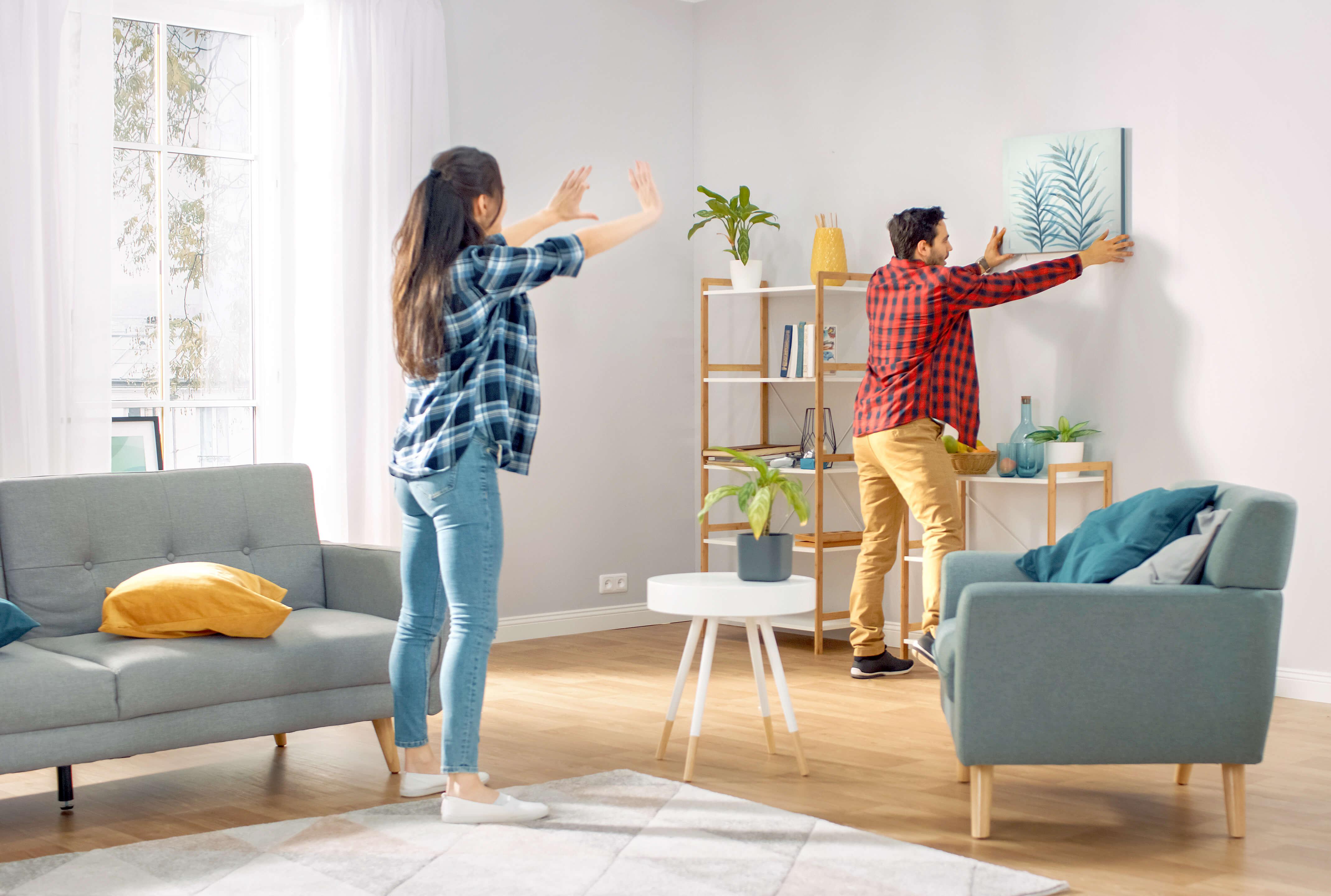 10 najczęstszych błędów w aranżacji mieszkania – zasady projektowania wnętrz