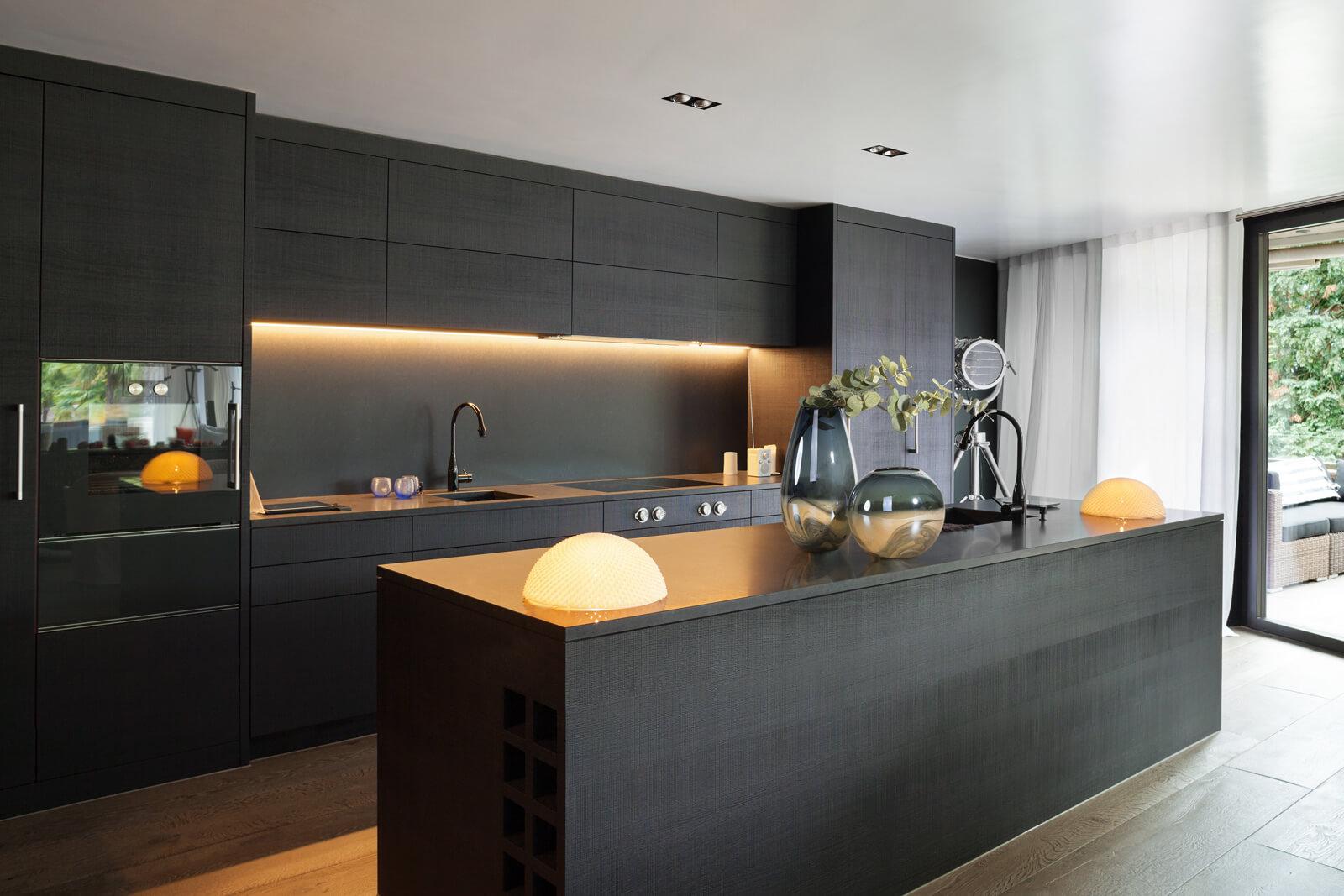 Wybieramy kolory ścian do nowoczesnej kuchni
