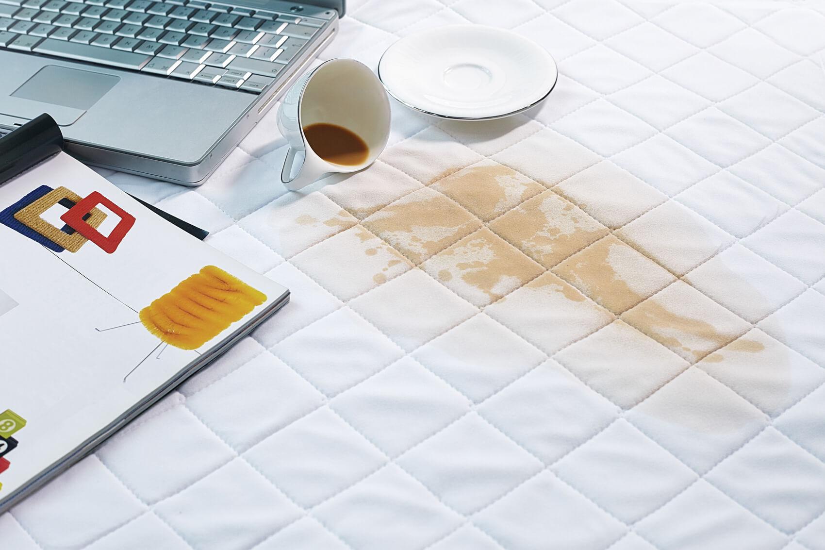 Jak wyczyścić materac domowym sposobem?