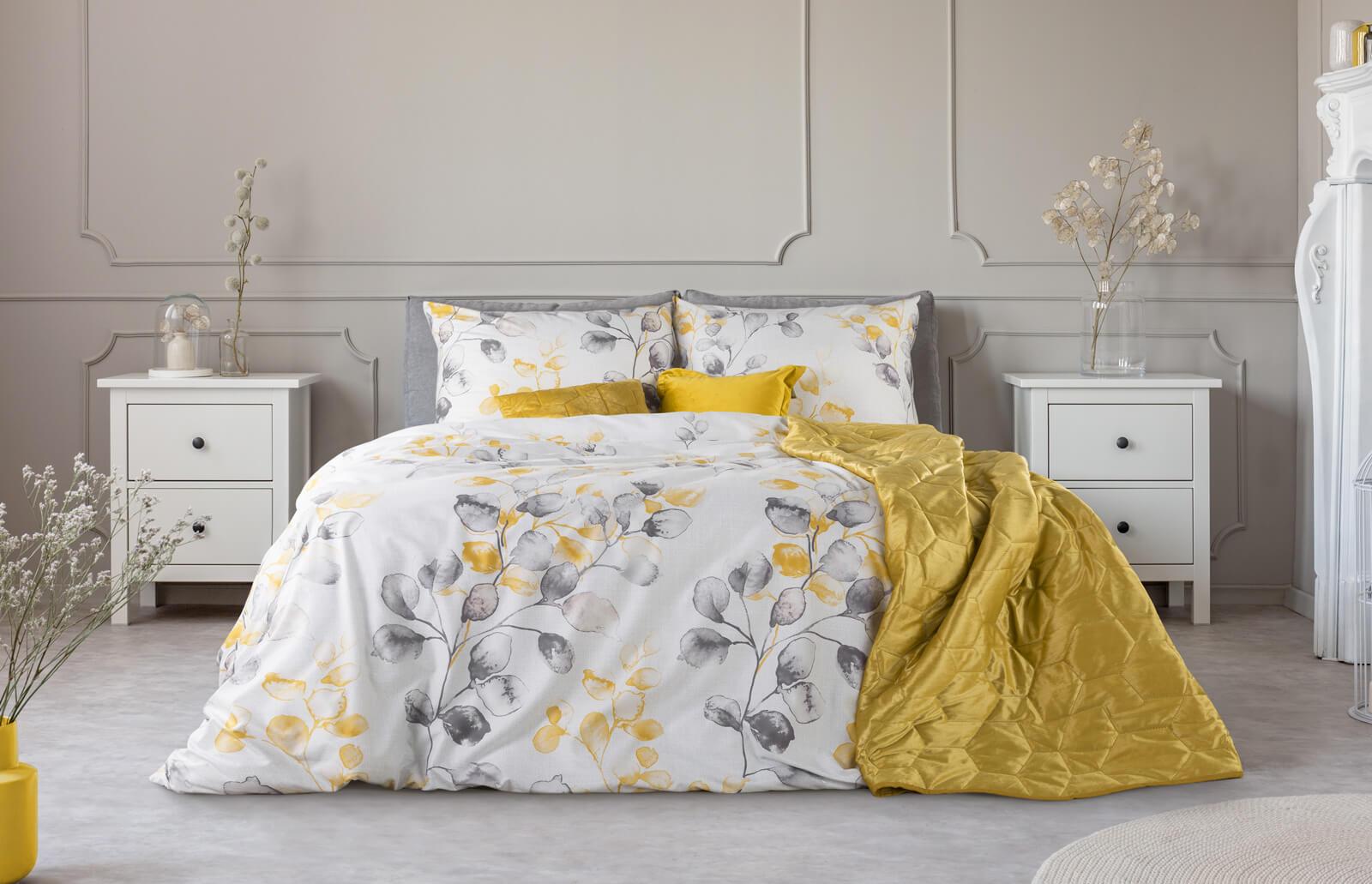Jak kolor sypialni może wpłynąć na Twój nastrój?