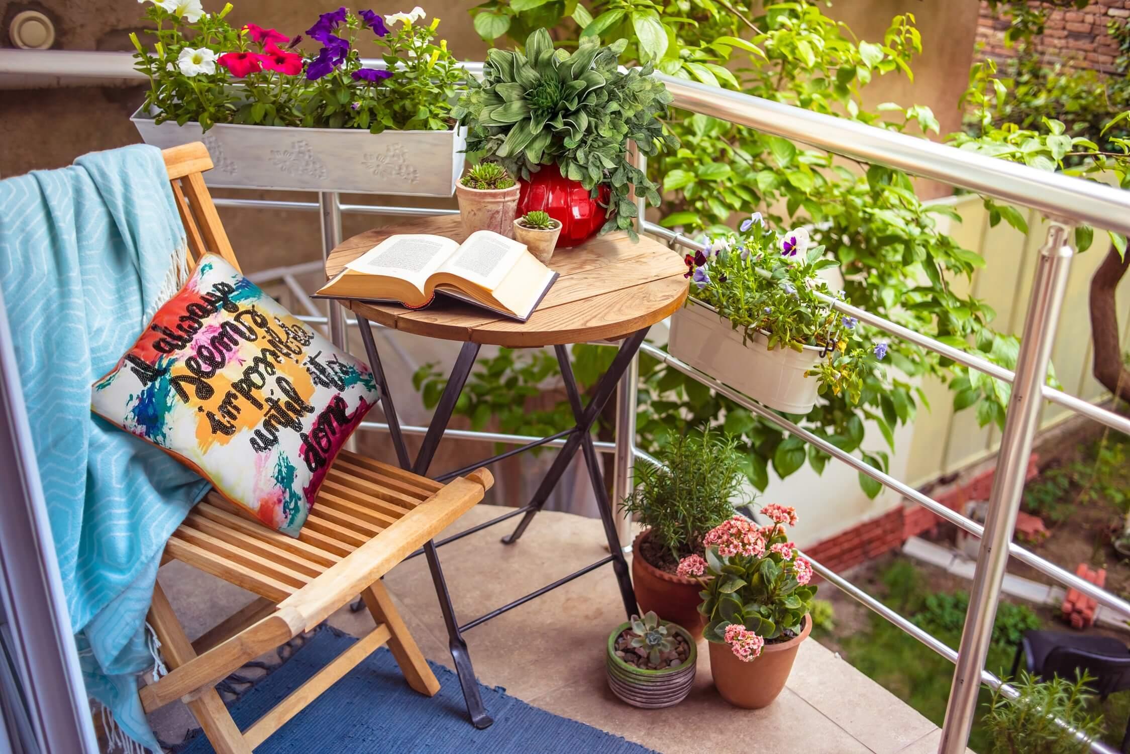 Remont balkonu w bloku – koszty.