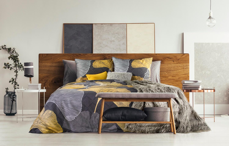 Projektujemy sypialnię w stylu japońskim – dekorator Eurofirany radzi.