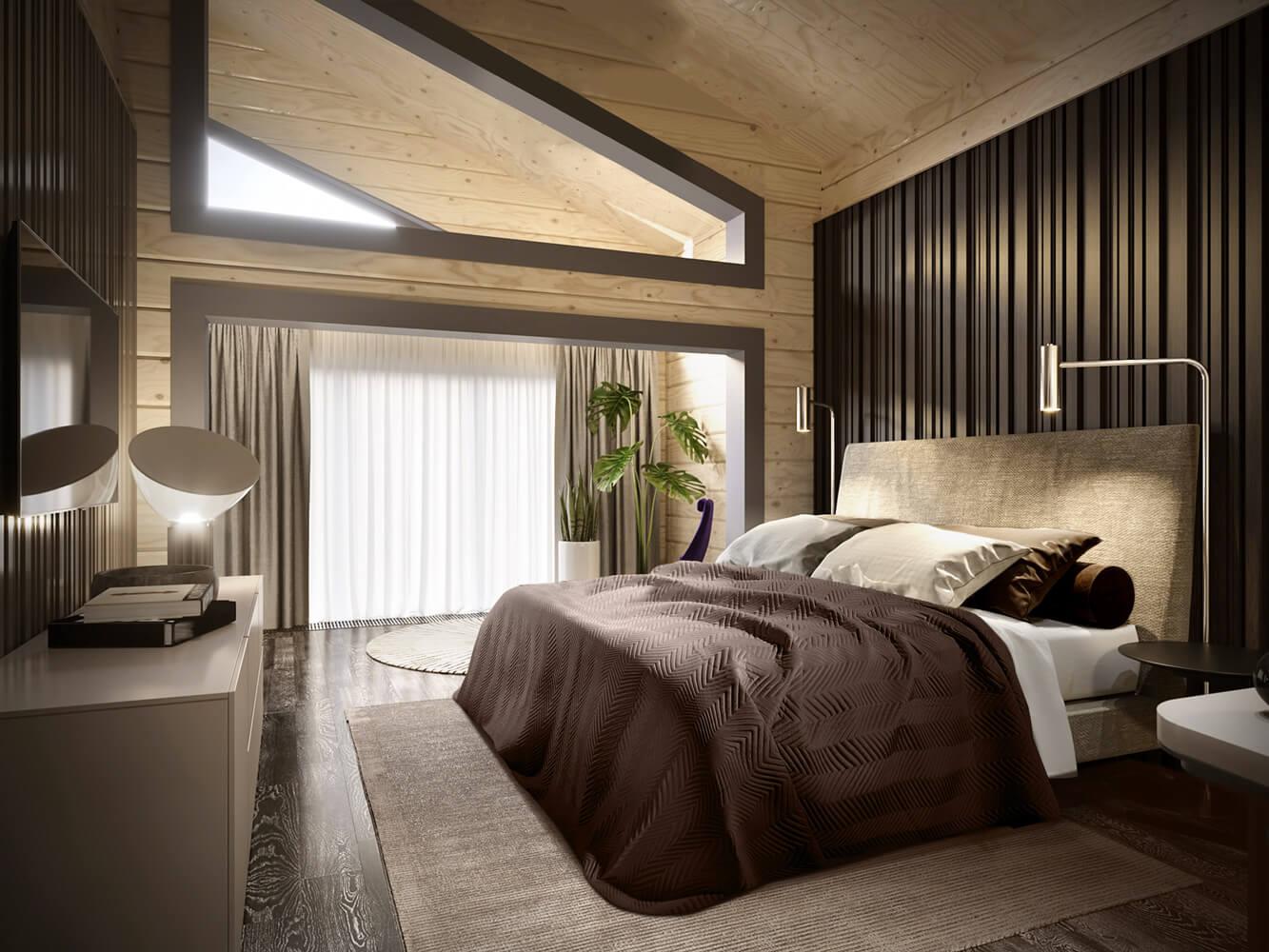 Jak urządzić nowoczesny dom typu stodoła?