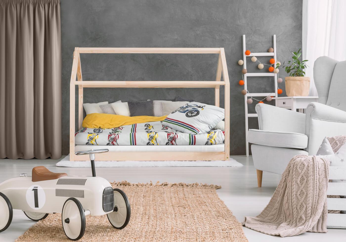 Prześcieradło 120×60 – na jakie łóżko pasuje najlepiej?