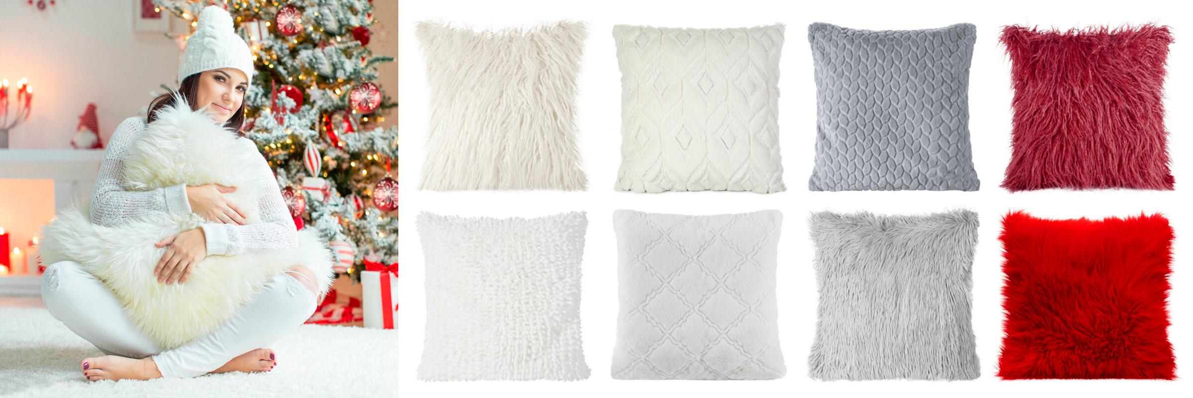 poduszki mile w dotyku