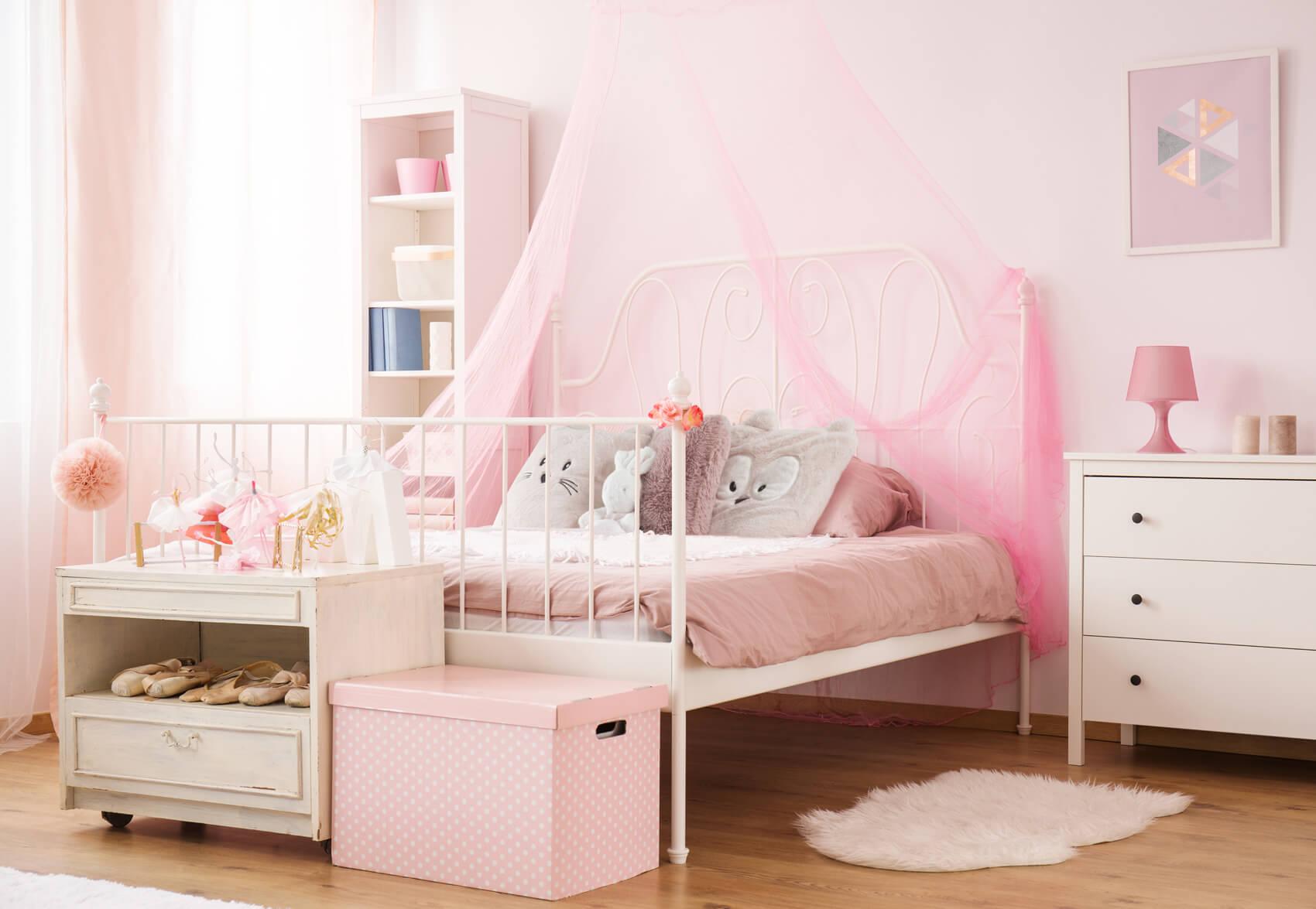 Wyposażenie łóżeczka malucha