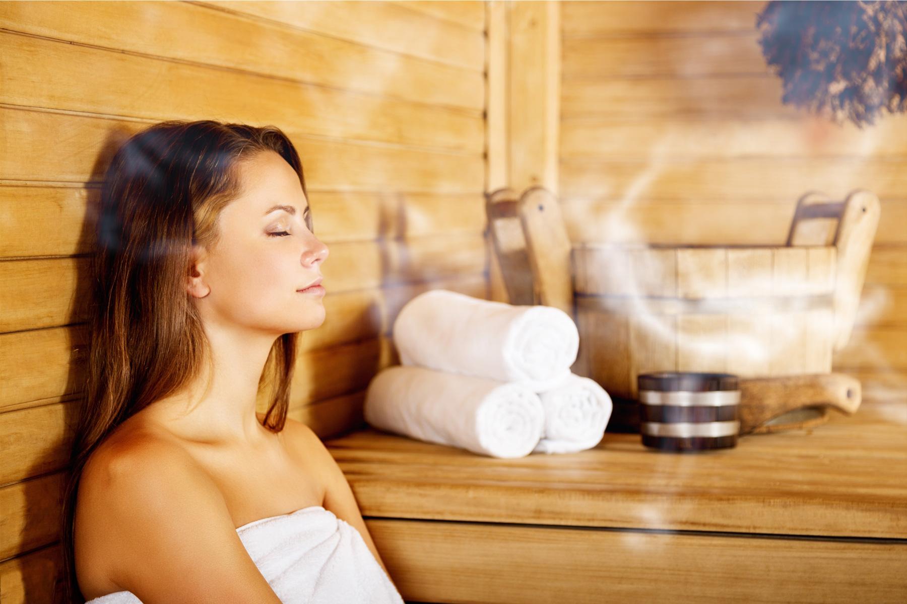 Jaki wybrać ręcznik do sauny?