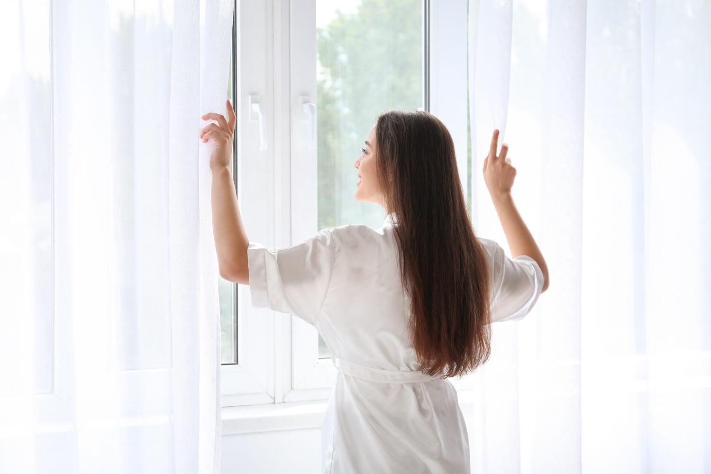 tkaniny oczyszczajace powietrze