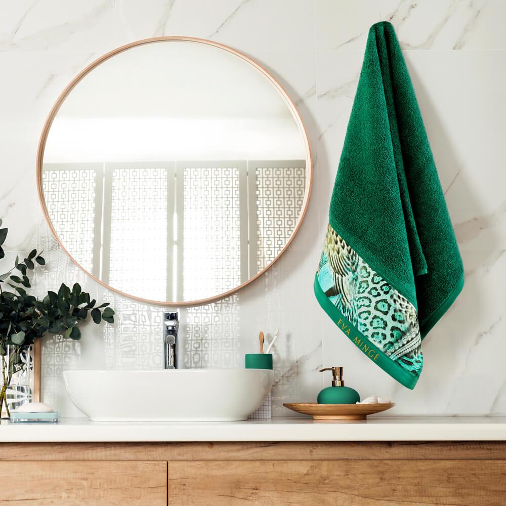 Gdzie powiesić ręczniki w łazience?