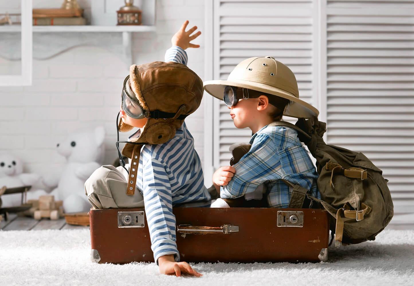 Jak urządzić pokój dziecięcy w stylu safari?