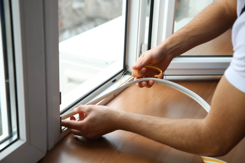jak samodzielnie uszczelnic okna