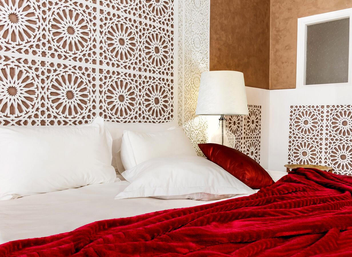 wzor marokanski