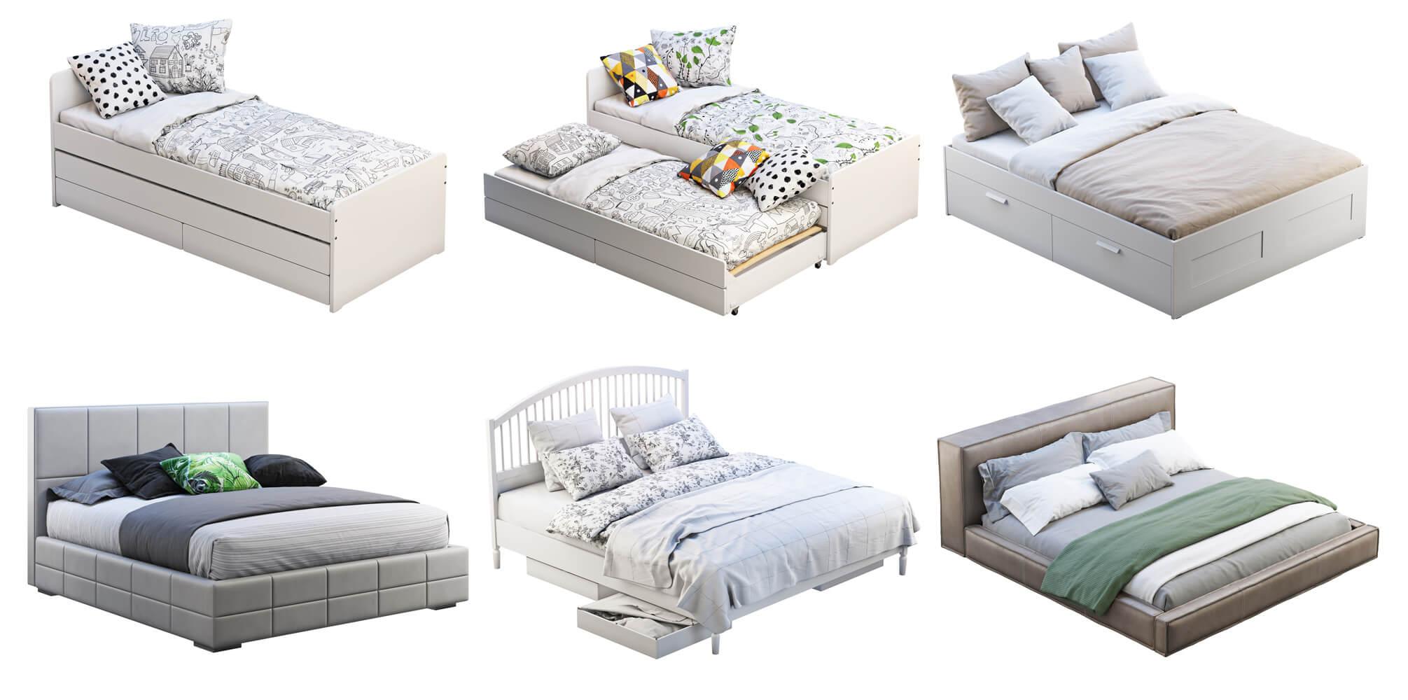 Jaki wybrać rozmiar łóżka do sypialni