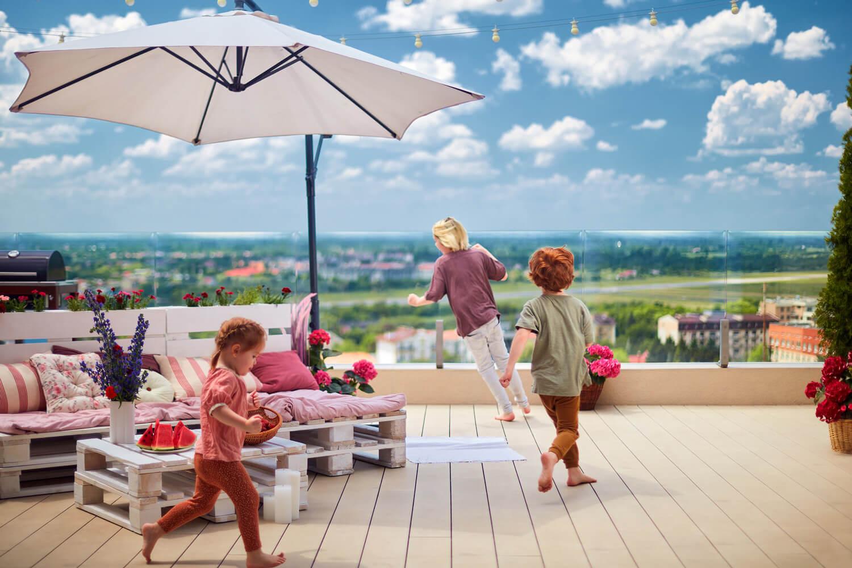 Jak zabezpieczyć balkon przed dzieckiem?